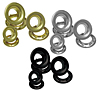GROMMET-BRASS-NICKEL-BLK