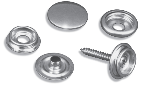 Extra-Large Durable Snap Fasteners On Fasnap Corp