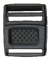 Center Release Breakaway Safety Buckles