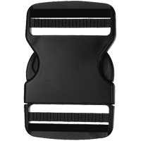Classic Camber Dual Side Release Buckles (BK 222-51)