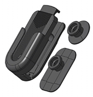 Swivel Cell Phone Clips - 3