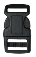 Classic Contour Single Side Release Buckles
