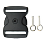 Key Lock Specialty Side Release Buckles (BK 224-51)